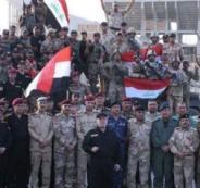 رئيس الوزراء العراقي يعلن رسميا انهيار تنظيم
