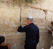 شاهد: كارلو أنشيلوتي بالقبعة اليهودية في القدس