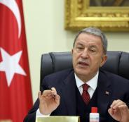 وزير الدفاع التركي والعثمانيين الجدد