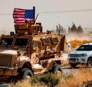 روسيا والقوات الامريكية في سوريا