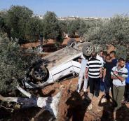 حوادث السير بالضفة الغربية