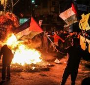 الشهداء الفلسطينيين منذ اعلان ترامب القدس عاصمة لاسرائيل