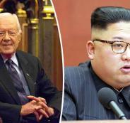 كارتر وكوريا الشمالية