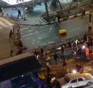 مقتل رجال شرطة ايرانيين