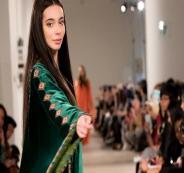عرض أزياء مختلط في السعودية