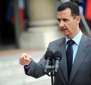 الأسد يكشف عن ألوياته
