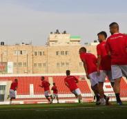 المنتخب الفلسطيني في بطولة غرب آسيا