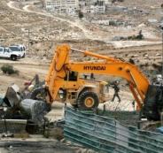 هدم منازل الفلسطينيين بالقدس