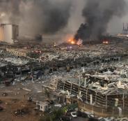 انفجار مفرقعات