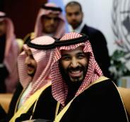 ولي العهد السعودي وخاشقجي