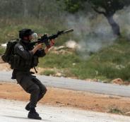 الجيش الاسرائيلي في  دير غسانة