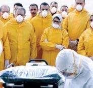 الاطباء في مصر وفيروس كورونا