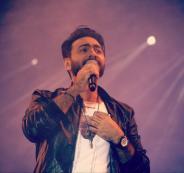 تامر حسني يغني في السعودية