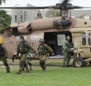 اصابة جندي اسرائيلي على الحدود المصرية