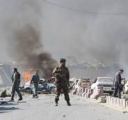 قتلى وجرحى في افغانستان