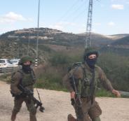اصابة شابين برصاص المستوطنين شمال رام الله