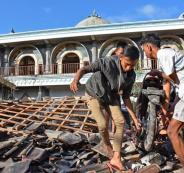 زلزال اندونيسيا