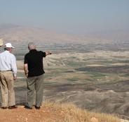 اسرائيل وضم الضفة الغربية