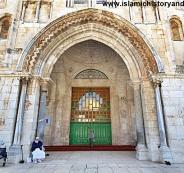 فتح المسجد الاقصى بعد اغلاقه