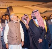 بن سلمان في الهند