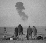 تجربة فرنسا النووية في الجزائر