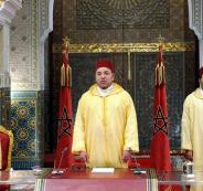 ملك المغرب واليهود