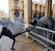 مواجهات في لبنان
