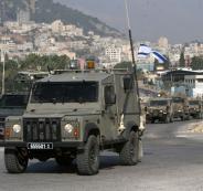 مركبة اسرائيلية تدهس شابا في جنين