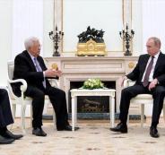 روسيا والمفاوضات بين الفلسطينيين والاسرائيليين