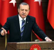 أردوغان يعلق على الانخفاض الكبير في سعر الليرة التركية