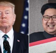 ترامب: قررنا إدراج كوريا الشمالية على القائمة السوداء