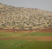 طرد عائلات فلسطينية من منازلها في الاغوار