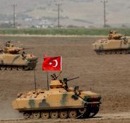 تركيا والجيش السوري