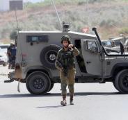 اسرائيل والفلسطينيين في الضفة الغربية