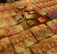 فتاة تسرق 110 الاف شيكل في بيت لحم