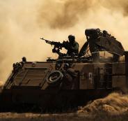 تدريبات اسرائيلي في الجولان والاغوار