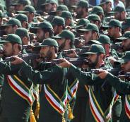 اختفاء عناصر من الحرس الثوري الايراني