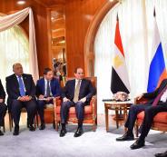 مصر والاسلحة الروسية