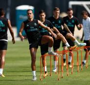 ريال مدريد يستعيد سلاحا مهما قبل مواجهة توتنهام