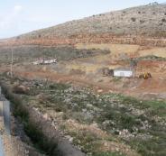 اعادة  أراض فلسطينية استولى عليها المستوطنون