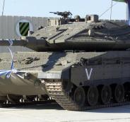 الأردن تنفي إهداء اسرائيل لها دبابة ميركافا