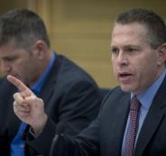 وزير الامن الداخلي الاسرائيلي