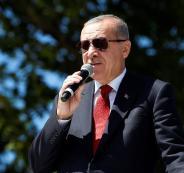 اردوغان والليرة التركية وترامب