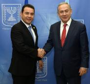 غواتيمالا: قرار نقل السفارة إلى القدس لا رجوع عنه