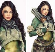 هيفاء وهبي: أنا أملك هذه الأسلحة