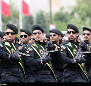 الجيش الايراني واسرائيل