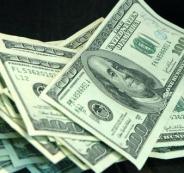 انخفاض على سعر الدولار