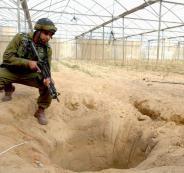 انفاق قطاع غزة