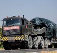 عملية عسكرية تركية ضد الاكراد شمال العراق