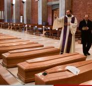 وفيات كورونا في ايطاليا